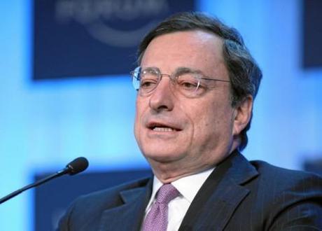 Mario Draghi, president of the European Central Bank: Poser or strongman?