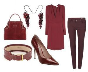 How to Wear Oxblood: Fashion's Hottest Fall Color