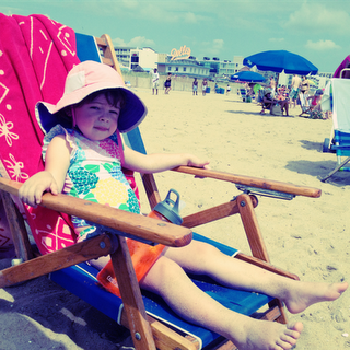 Rehoboth Beach 2012: What I Packed