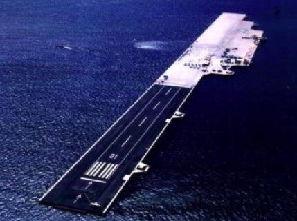 Mega-Float: A Floating Airport Concept
