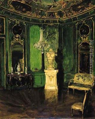 Impressions of Interiors : Walter Gay