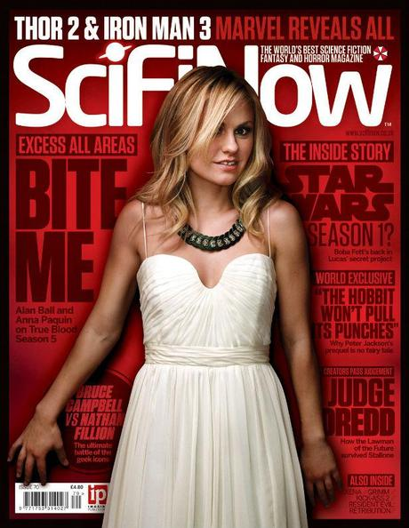 Anna Paquin Covers True Blood Season 5 Exclusive in SciFiNow 70