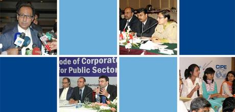 CIPE Pakistan Releases 2011 Activities Report