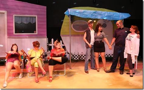 Review: The Great American Trailer Park Musical (Kokandy Productions)