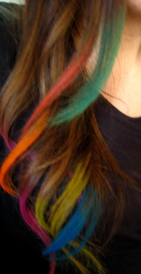 Hair Color Chal Celebrity Trend: Dip Dyed Ends