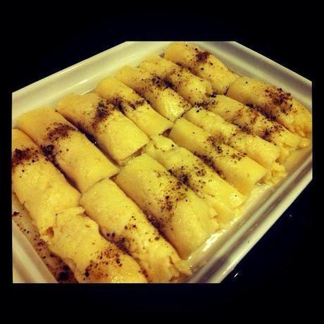 From My Kitchen | Easy Halawet Al Jibn | Lebanese Dessert