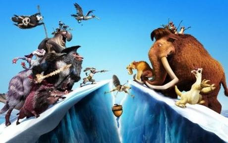 Ice Age 4: On thin ice with critics.