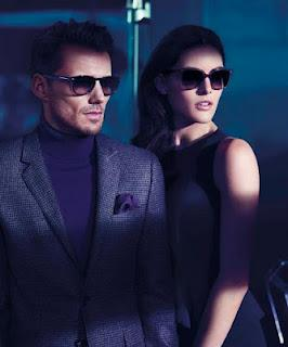 Hugo Boss Black Fall Campaign For Men & Women 2012