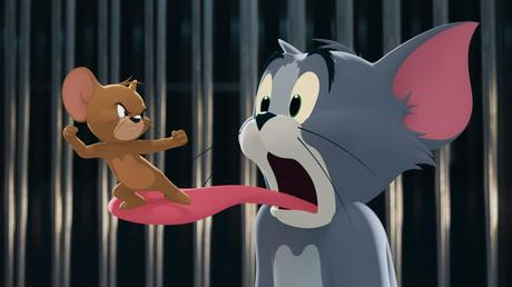 Review Tom and Jerry (2021)