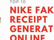 Nike Receipt Generator Tools 2021