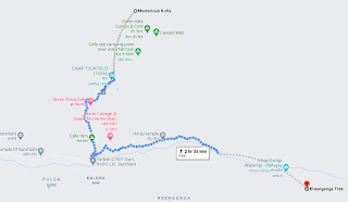 Going to Kheerganga but reached Kutla- Part 2