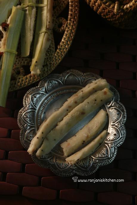panai olai kozhukattai | steamed palm leaf dumplings
