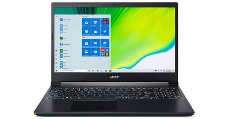Acer Aspire 7 - Best Laptops For Zoom