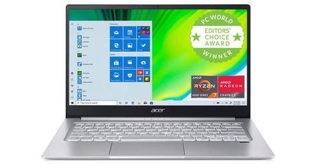 Acer Swift 3 - Best Laptops For Zoom