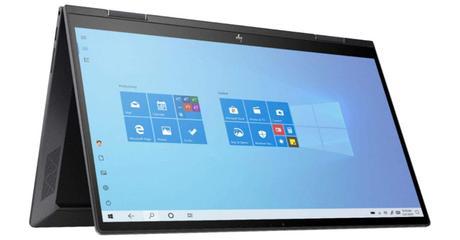 HP ENVY x360 - Best Laptops For Zoom