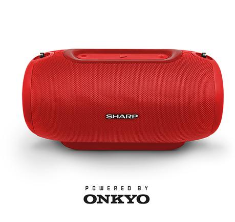 Sharp Launches Splash Proof Portable Bluetooth Speaker With A 20 Hour Battery Life For Quality Sound On The Go