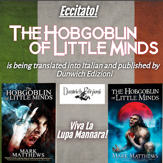 The Hobgoblin of Little Minds gets an Italian Translation