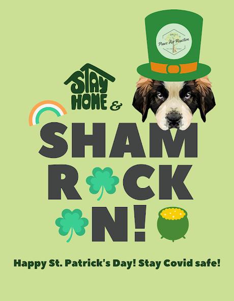 Happy St. Patrick's Day Paws peeps!
