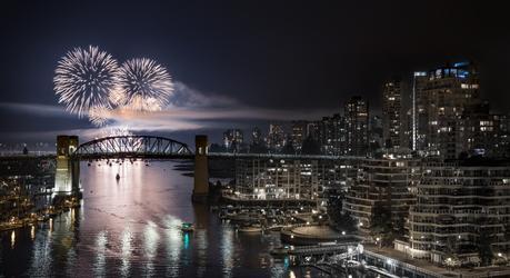 Celebration of Light in Vancouver