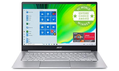 Acer Swift 3 - Best Laptop For Video Editing Under $700