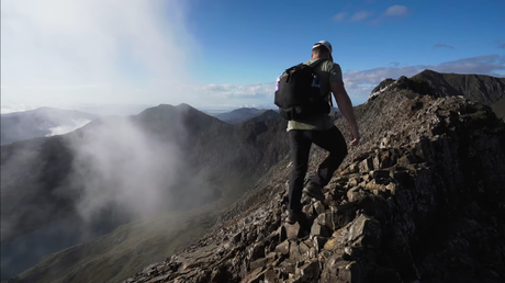 The Filmmaker Who Brings the Trail to You