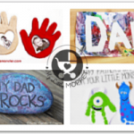 10 Last Minute Father's Day Crafts for Toddlers and Preschoolers