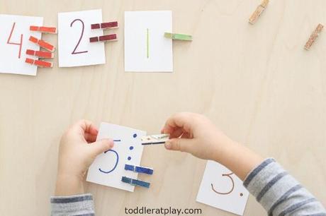 These simple Math Activities for Toddlers and Preschoolers are perfect for developing early Math skills, which are crucial for future academic success.