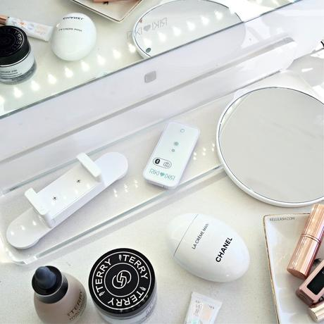 RIKILOVESRIKI by Glamcor   The Riki Tall LED Vanity Mirror (with comparisons)