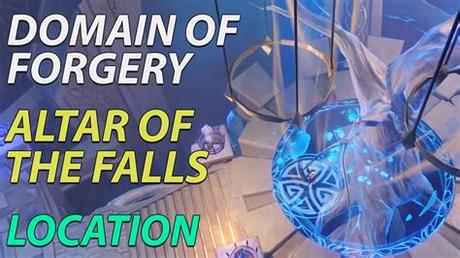 There will also be a decent number. Genshin Impact - Domain of Forgery Altar of the Falls ...