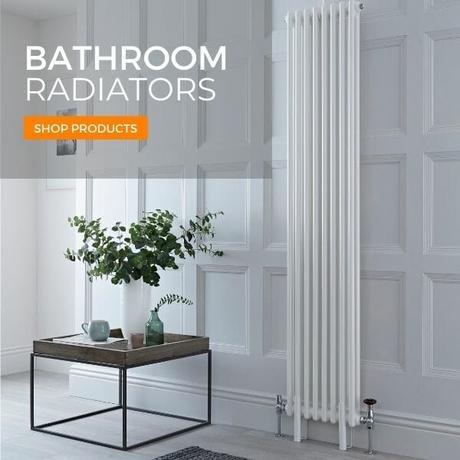 bathroom radiators banner