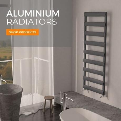aluminium radiators banner
