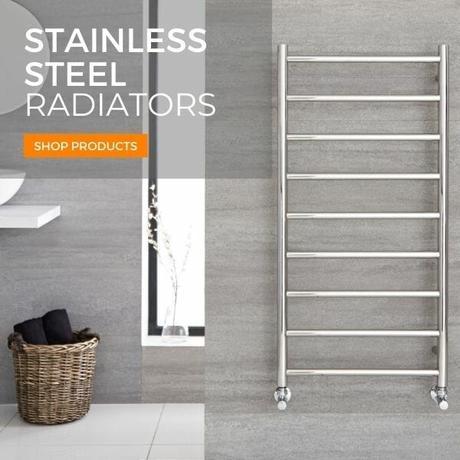 stainless steel radiators banner