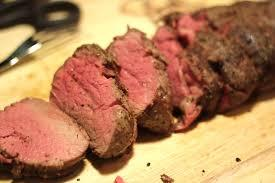 Beef tenderloin doesn't require much in the way of spicing or sauces because the meat shines on its own. Slow Roasted Beef Tenderloin The Barefoot Contessa Project Jenny Steffens Hobick