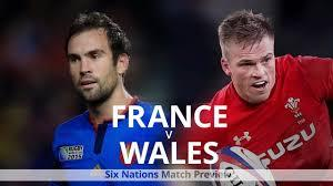 France and wales have played each other at rugby union since 1908. France V Wales Six Nations Match Preview Youtube