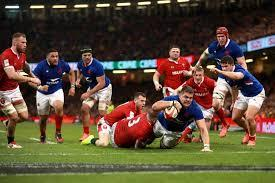 What companies run services between wales and france? France Remain On Course For Six Nations Grand Slam After Beating Wales In Cardiff