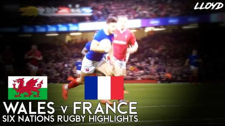 Wales V France Extended Six Nations Rugby Highlights 22 02 2020 Youtube