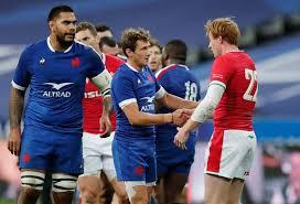 Les bleus first away game was always going to be a major litmus test for tackled like a rabid but athletically gifted bear. Rugby Inspired France Gear Up For Six Nations Finale With Wales Win The Star