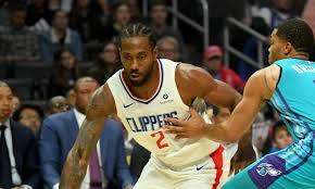 The la clippers blew out the charlotte hornets on saturday night. Kkukqwwlduo57m
