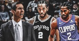 The charlotte hornets look for a win after winning five of their last eight games. Clippers News Hornets Coach James Borrego On Kawhi Leonard S Development Since Spurs Nobody Saw This Coming