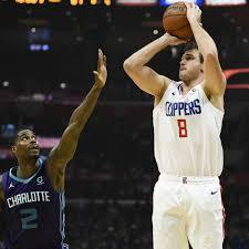 The charlotte hornets and los angeles clippers are two teams currently well established in the playoff race in each of their respective conferences. Clippers Topple Hornets 128 109 With Well Rounded Effort On Both Ends For Third Straight Win Clips Nation