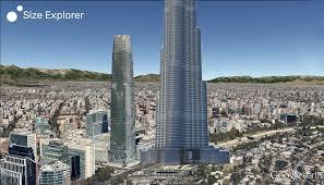 What are some of the property amenities at ac hotel santiago costanera center? Gran Torre Santiago Vs Burj Khalifa Size Explorer Grossen Verstehen