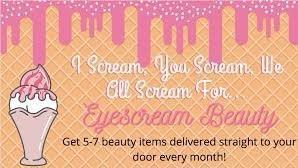 Eyescream beauty box