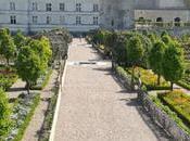 Gardens Castle Villandry