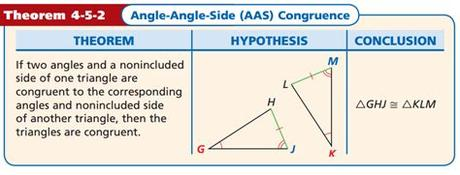 Congruence review congruence postulates review. Mrs. McMillan's Geometry Class: HW 4.7: Triangle ...