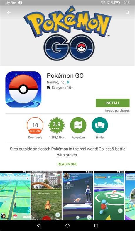 Pokemon go for kindle fire | install pokemon go for the. Pokemon GO for Kindle Fire | Install Pokemon GO for the ...