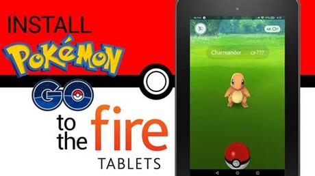 Pokemon go for kindle fire | install pokemon go for the. Install Pokemon GO to the $50 Amazon Fire Tablet or Kindle ...