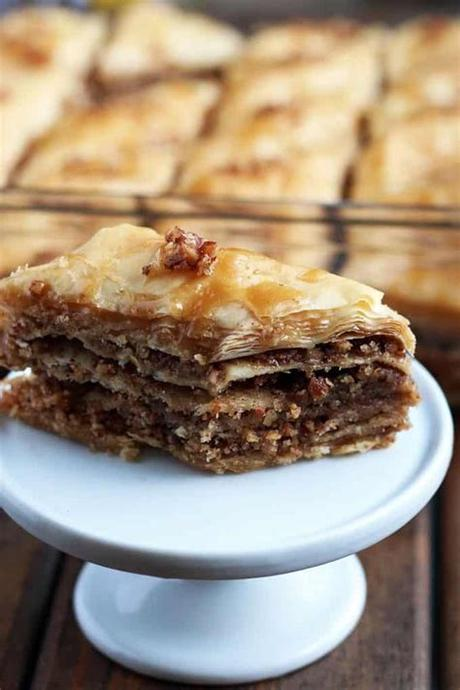 33 sweet and savory recipes for phyllo dough you bought a box of phyllo pastry and that second sleeve has been lingering in your fridge for weeks. Crispy phyllo dough layered with toasted pecan nuts soaked ...