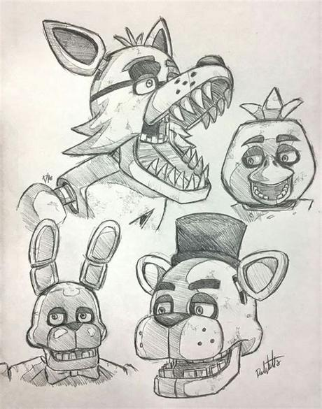 Let's see which purple afton wants to be your friend! Pin auf fnaf