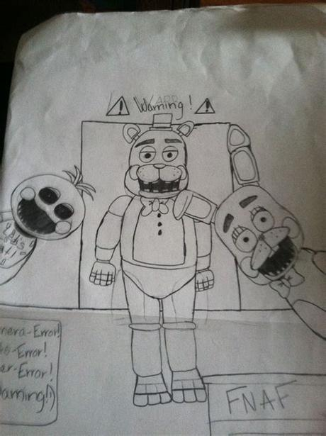 Moderators will be informed and they will ask for the original source. FNAF... It looks like their smiling for a picture lol | My ...