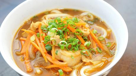 Curry udon recipe